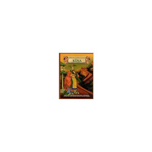 Fedezd fel az ókor világát! - Kína - Enyhén sérült könyv