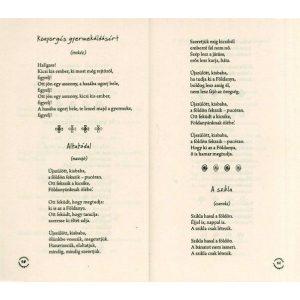 Felhőnéző és Tűzvarázsló - indián dalok, imák, versek
