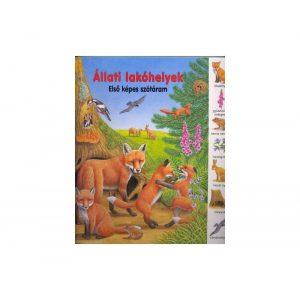 Állati lakóhelyek - Első képes szótáram