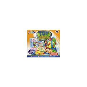 Toy World puzzle