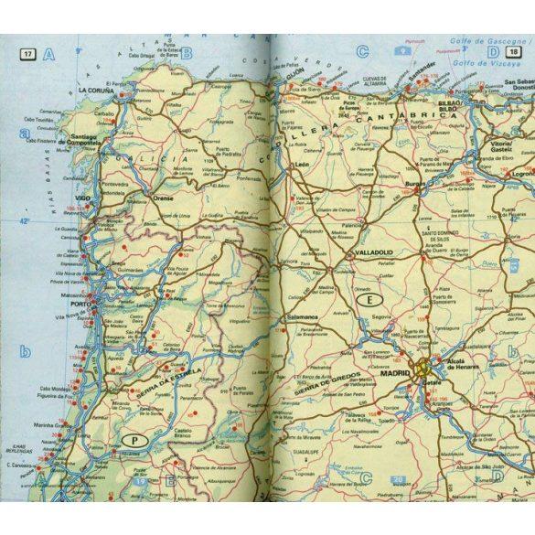 Európa - Üdülőfalvak és Kempingek 2011