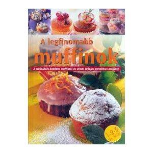 A legfinomabb muffinok
