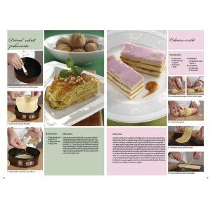 Sütemények és desszertek