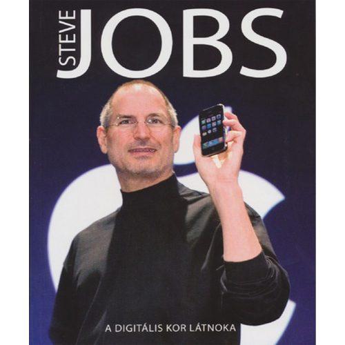 Steve Jobs -  felületi karcos borító, értékcsökkent termék