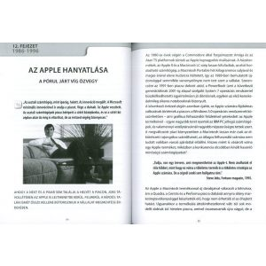 Steve Jobs -  felületi karcos borító