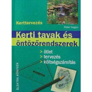 Kerti tavak és öntözőrendszerek