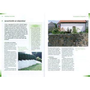 Kerítések, védőfalak és sövények