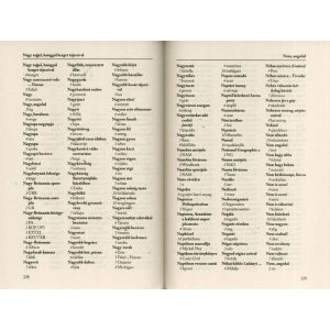 Nagy rejtvényfejtő lexikon