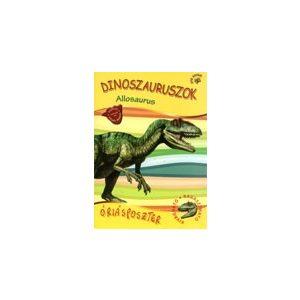 Dinoszauruszok-Allosaurus