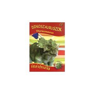 Dinoszauruszok-Styracosaurus