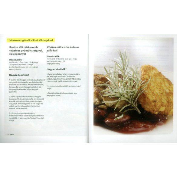 Receptek csirkéhez