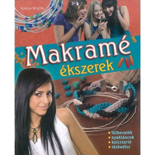 Makramé ékszerek
