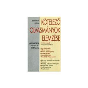 Kötelező olvasmányok elemzése 8.