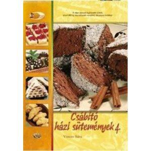 Csábító házi sütemények 4.