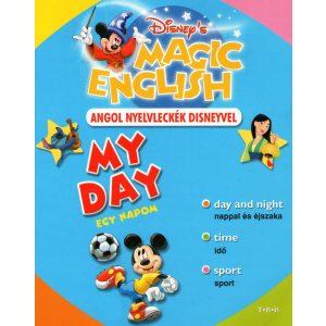 Angol nyelvleckék - Egy napom