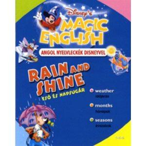 Angol nyelvleckék - Eső és napsugár