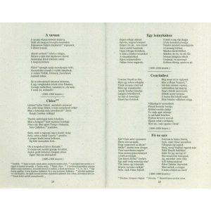 Válogatott költemények