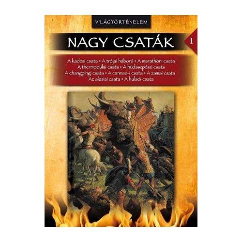 Nagy csaták 1. - Világtörténelem, Kr. e. 1274 - Kr. u. 621.