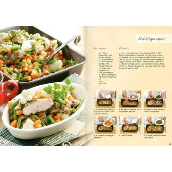 Receptek a Nagyitól 22. - Fogyókúrás ételek