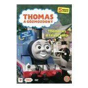 Thomas a gőzmozdony - Thomas és a szivárvány (DVD)