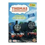 Thomas a gőzmozdony - Thomas az új mozdony (DVD)