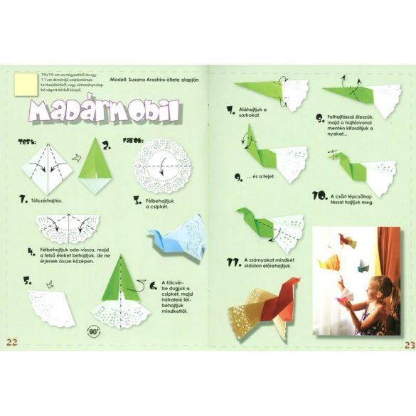 Kedvenc origami állataim