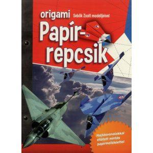 Origami papírrepcsik
