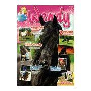 Wendy lovasmagazin lányoknak (2db)