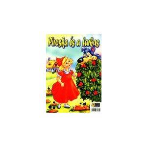 Piroska és a farkas - Alice csodaországban