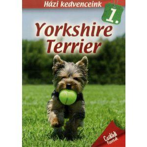 Házi kedvenceink 1. : Yorkshire terrier