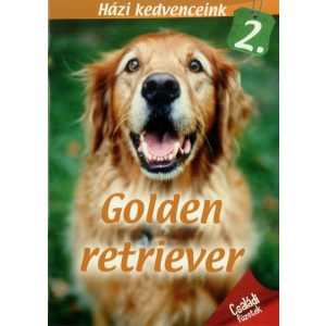 Házi kedvenceink 2. : Golden retriever