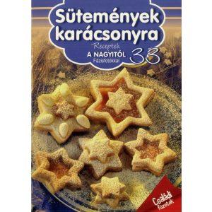 Receptek a Nagyitól 33. - Sütemények karácsonyra
