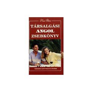 Társalgási angol zsebkönyv