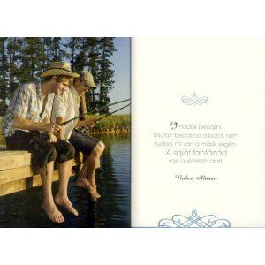 A nagy horgÁSZnak - Idézetek horgászoknak