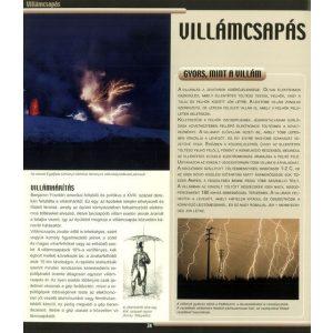 Természeti katasztrófák - Égszakadás, földindulás
