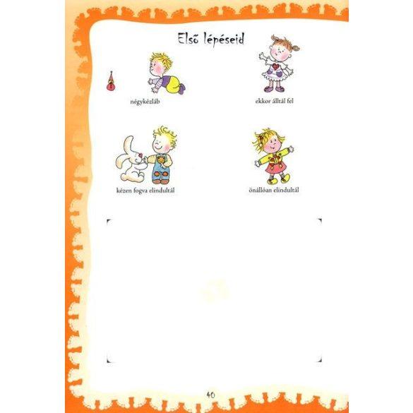 Babanapló - Kislányoknak