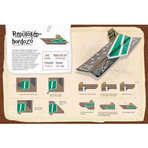 Origami papírhajók