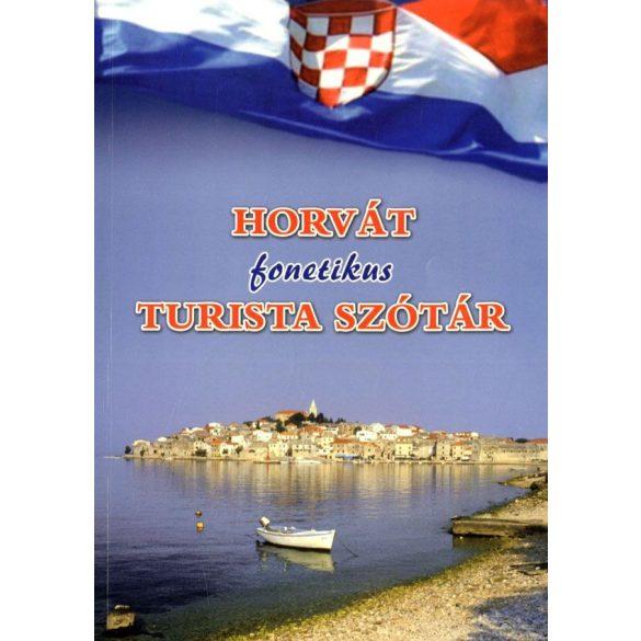 Horvát fonetikus turista szótár