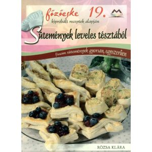 Főzőcske 19.: Sütemények leveles tésztából