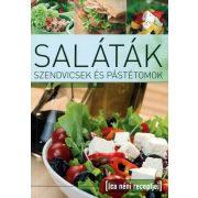 Ica néni receptjei - Saláták, szendvicsek és pástétomok