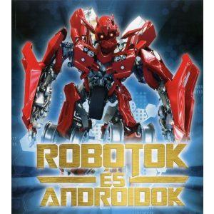 Robotok és androidok
