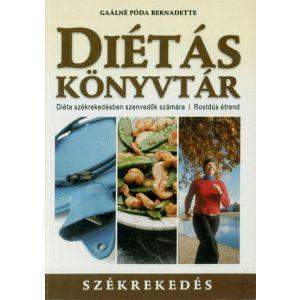 Diétás könyvtár - Székrekedés
