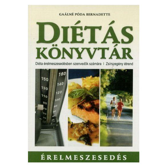 Diétás könyvtár - Érelmeszesedés