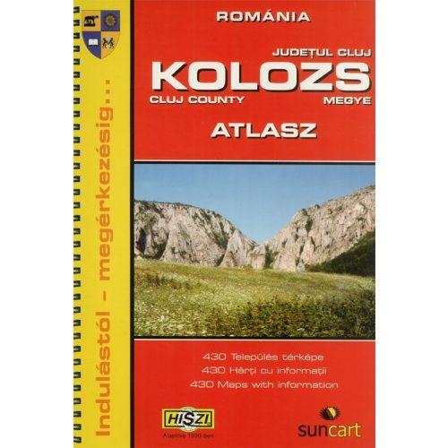 Kolozs megye atlasz