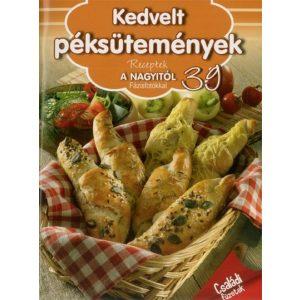 Receptek a Nagyitól 39. - Kedvelt péksütemények