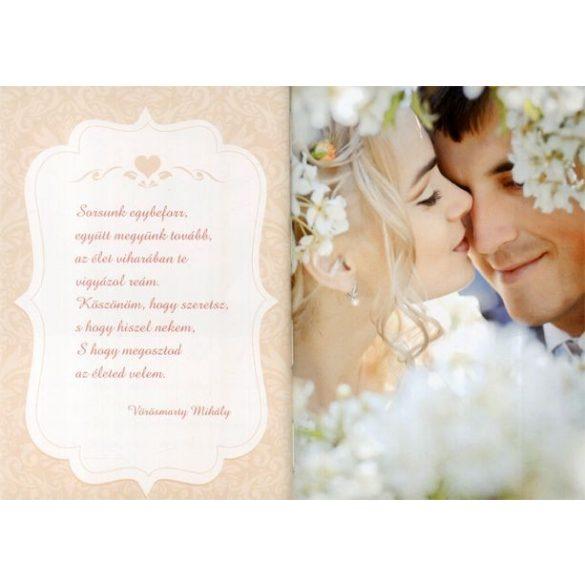 Sorsunk egybeforr... Versek, idézetek a házasságról