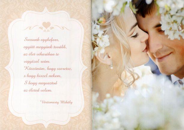 versek idézetek a házasságról Sorsunk egybeforr Versek, idézetek a házasságról   Szalay
