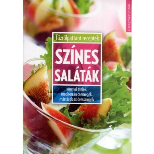 Színes saláták