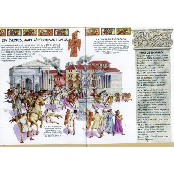 A középkor - enyhén sérült