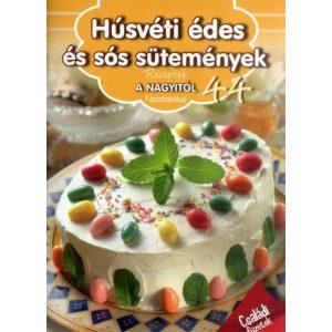 Receptek a Nagyitól 44. - Húsvéti édes és sós sütemények